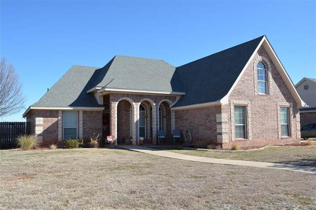 109 Browning Road, Tuscola, TX 79562 (MLS #14282445) :: The Chad Smith Team