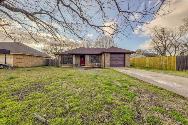 206 Cherry Street, Weatherford, TX 76086 (MLS #14282465) :: The Chad Smith Team