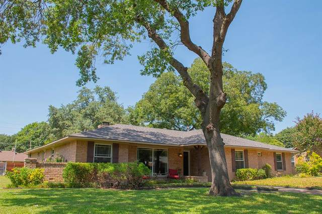 7933 Woodstone Lane, Dallas, TX 75248 (MLS #14282469) :: RE/MAX Landmark