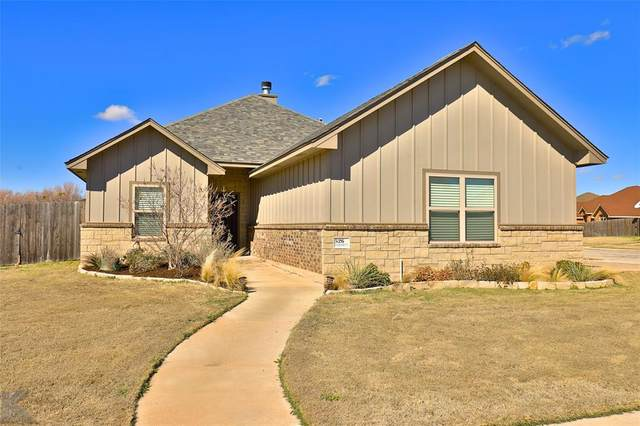 526 Running Water Trail, Abilene, TX 79602 (MLS #14282486) :: Ann Carr Real Estate