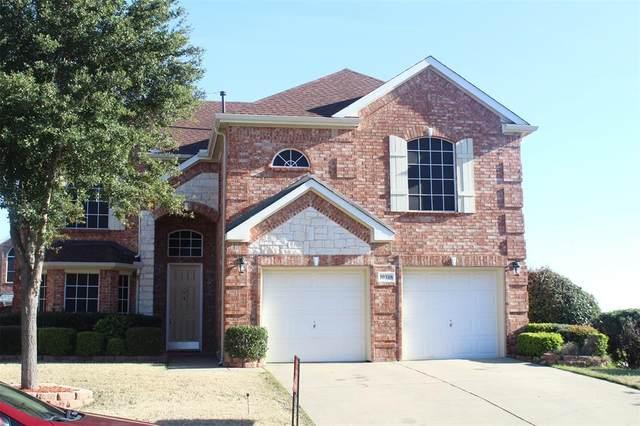 10318 Palmer Drive, Rowlett, TX 75089 (MLS #14282494) :: Vibrant Real Estate