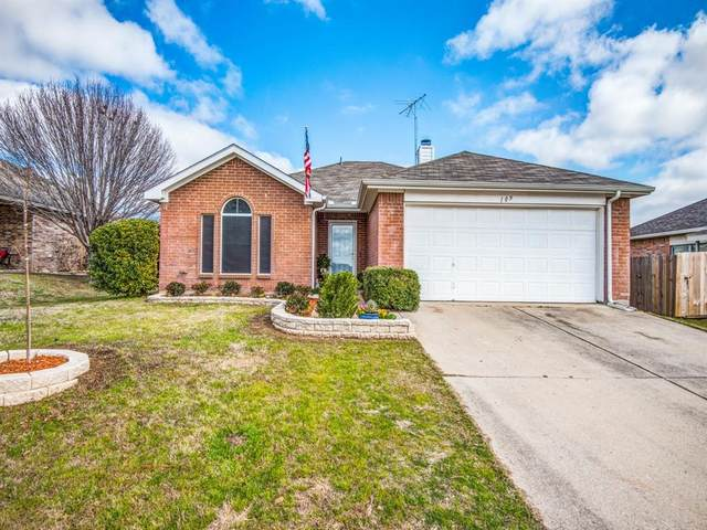109 Hampton Court, Rhome, TX 76078 (MLS #14282507) :: Trinity Premier Properties