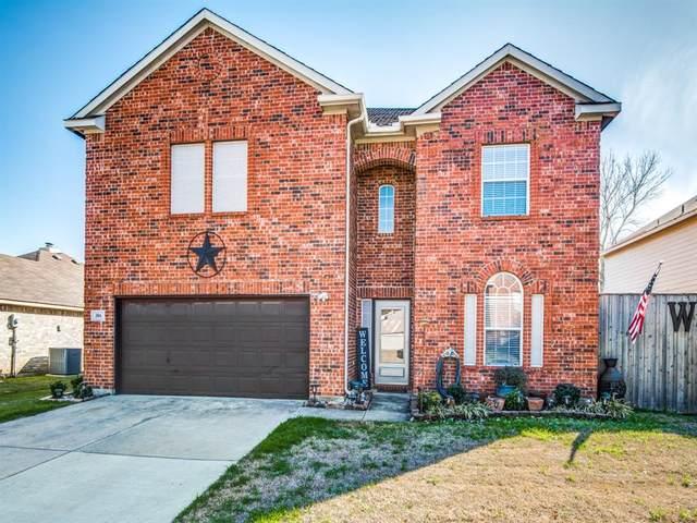 304 Benton Drive, Roanoke, TX 76262 (MLS #14282519) :: Tenesha Lusk Realty Group