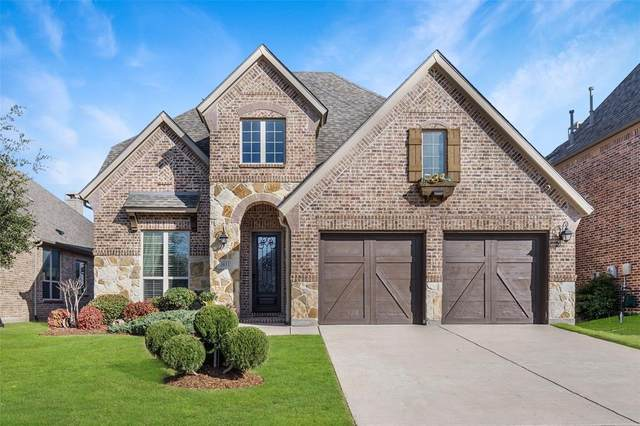 3033 Speyburn, The Colony, TX 75056 (MLS #14282522) :: All Cities Realty
