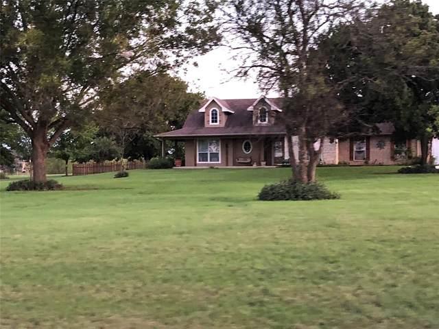 1100 Dobbs Trail, Springtown, TX 76082 (MLS #14282535) :: The Kimberly Davis Group