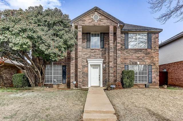 7004 Indiana Avenue, Fort Worth, TX 76137 (MLS #14282586) :: The Heyl Group at Keller Williams