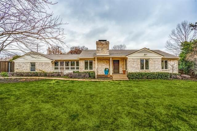 4205 Gloster Road, Dallas, TX 75220 (MLS #14282615) :: Caine Premier Properties