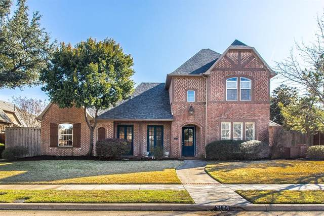 3104 Clymer Drive, Plano, TX 75025 (MLS #14282617) :: All Cities Realty