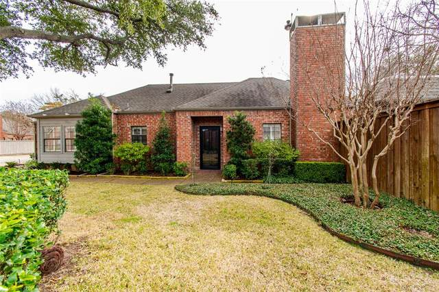 6773 Northcreek Lane, Dallas, TX 75240 (MLS #14282635) :: Trinity Premier Properties