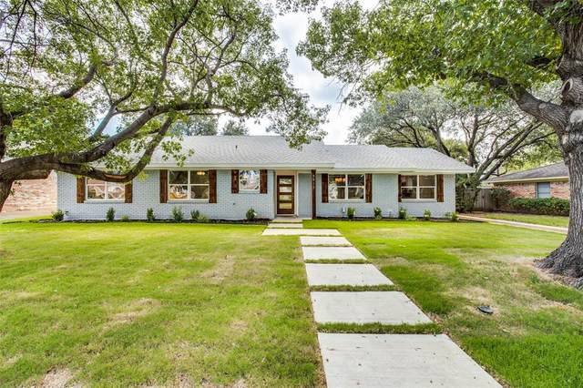 3312 Whitehall Drive, Dallas, TX 75229 (MLS #14282638) :: Trinity Premier Properties