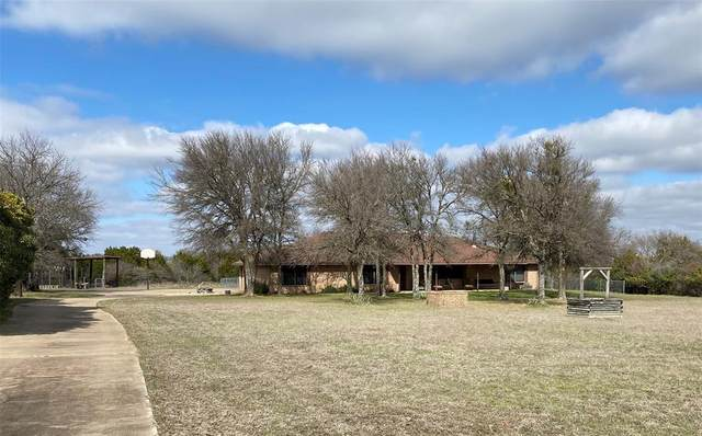 115 SE Rambling Trail, Weatherford, TX 76087 (MLS #14282653) :: The Heyl Group at Keller Williams