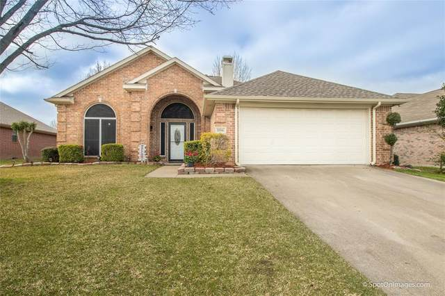 106 Villanova Circle, Forney, TX 75126 (MLS #14282655) :: The Heyl Group at Keller Williams