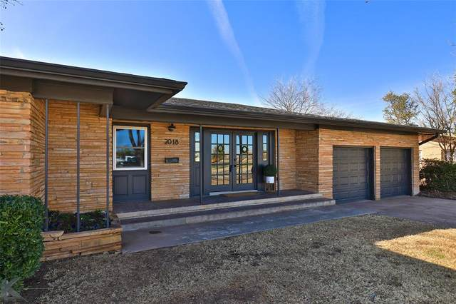 2018 Campus Court, Abilene, TX 79601 (MLS #14282657) :: Ann Carr Real Estate
