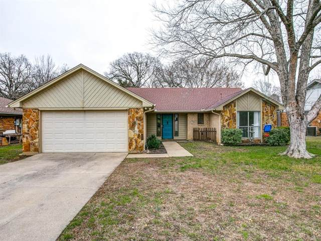 1010 Yellowstone Drive, Grapevine, TX 76051 (MLS #14282673) :: Vibrant Real Estate