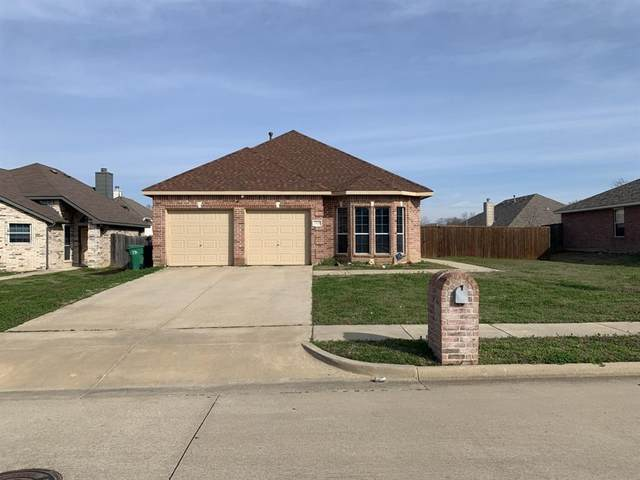 2925 Oakshire Street, Denton, TX 76209 (MLS #14282674) :: The Real Estate Station
