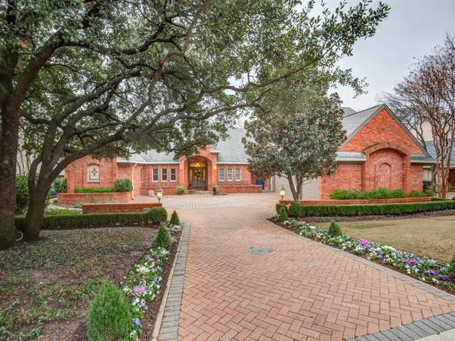 617 Swan Drive, Coppell, TX 75019 (MLS #14282689) :: The Chad Smith Team
