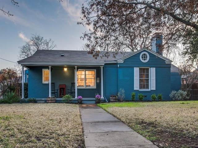 6405 Garland Avenue, Fort Worth, TX 76116 (MLS #14282703) :: All Cities Realty