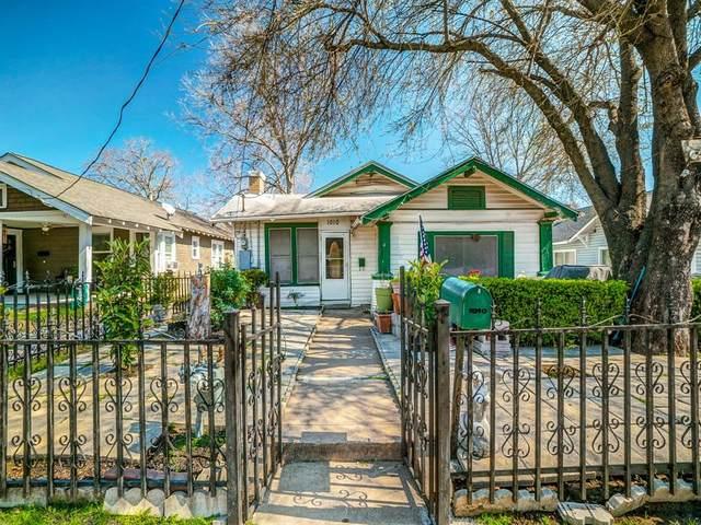 1010 N Madison Avenue, Dallas, TX 75208 (MLS #14282706) :: Ann Carr Real Estate