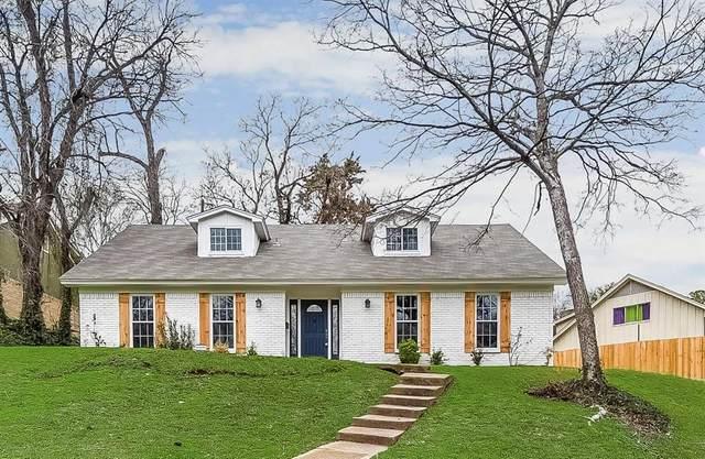 3969 Lost Creek Drive, Dallas, TX 75224 (MLS #14282707) :: The Good Home Team