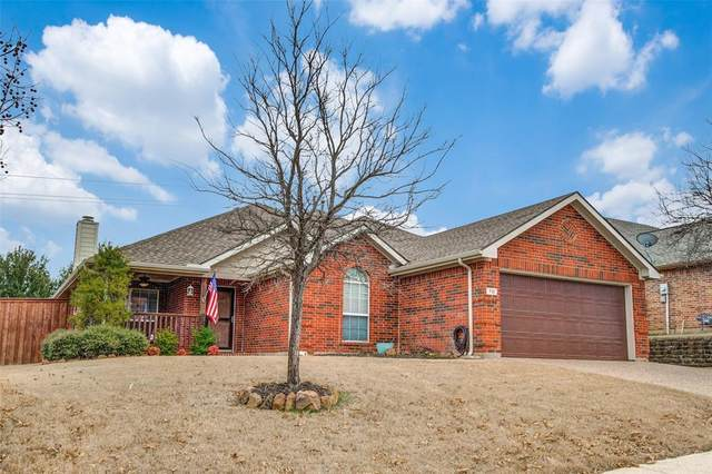 712 Cresthaven Drive, Mckinney, TX 75071 (MLS #14282708) :: The Good Home Team