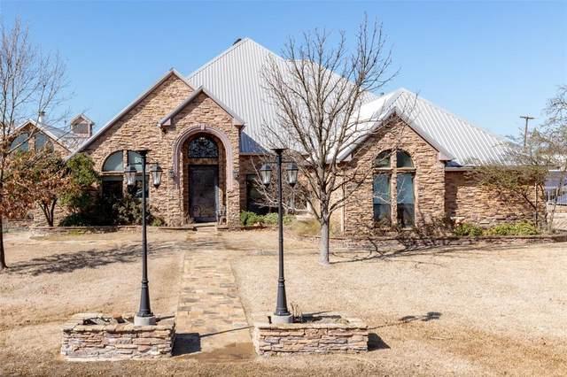 110 Fredricksburg Court, Weatherford, TX 76087 (MLS #14282710) :: North Texas Team | RE/MAX Lifestyle Property