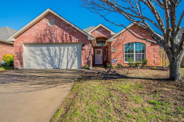 6924 Day Drive, Fort Worth, TX 76132 (MLS #14282717) :: The Kimberly Davis Group