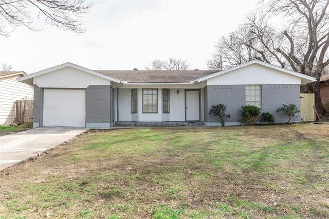 216 Sesame Drive, Mesquite, TX 75149 (MLS #14282719) :: Lynn Wilson with Keller Williams DFW/Southlake