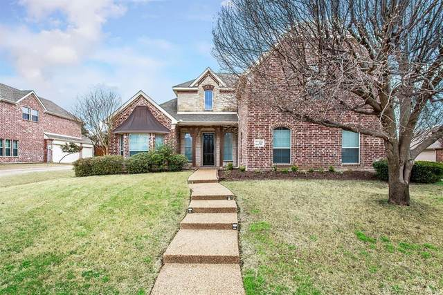 424 Shady Oaks Drive, Murphy, TX 75094 (MLS #14282765) :: The Good Home Team