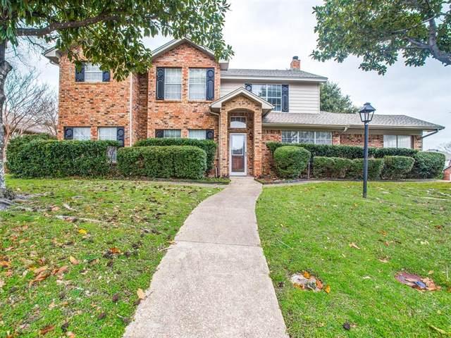 907 Ash Grove Lane, Desoto, TX 75115 (MLS #14282780) :: Team Tiller