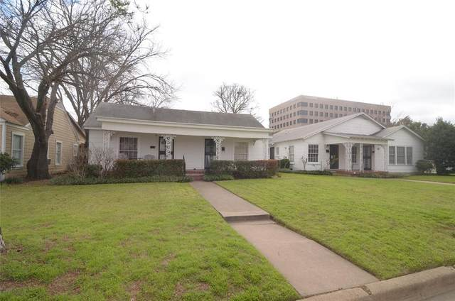 3139 & W 3137 4th Street, Fort Worth, TX 76107 (MLS #14282781) :: EXIT Realty Elite