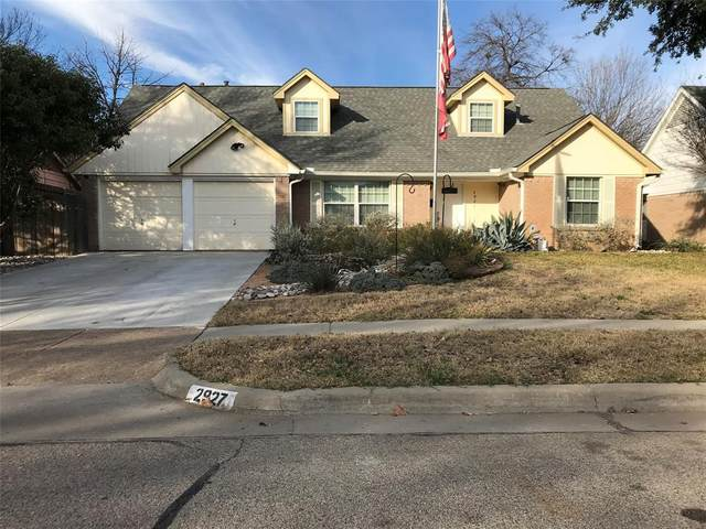 2927 Selma Lane, Farmers Branch, TX 75234 (MLS #14282796) :: The Kimberly Davis Group