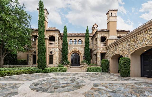15 Robledo Drive, Dallas, TX 75230 (MLS #14282802) :: Ann Carr Real Estate