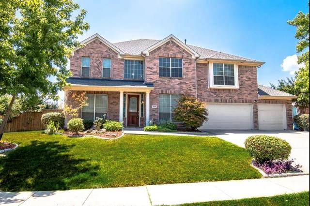 3601 Abelia Drive, Wylie, TX 75098 (MLS #14282813) :: Vibrant Real Estate