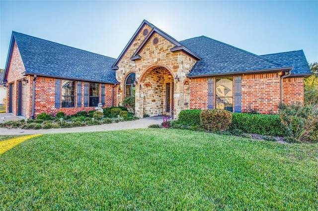 308 Splitrail Drive, Mabank, TX 75143 (MLS #14282824) :: RE/MAX Landmark