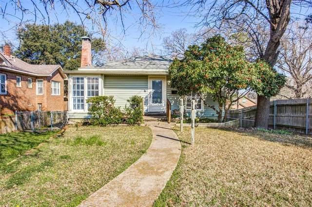 1113 W Walker Street, Denison, TX 75020 (MLS #14282825) :: Van Poole Properties Group
