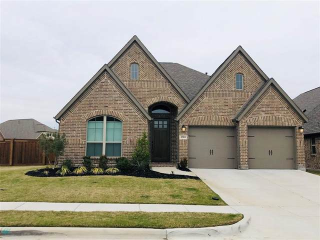 1501 Calcot Lane, Forney, TX 75126 (MLS #14282837) :: The Heyl Group at Keller Williams