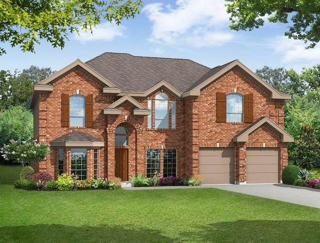 4502 Longbourn Drive, Mansfield, TX 76063 (MLS #14282848) :: Potts Realty Group