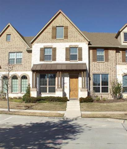 2401 Cort Dr Drive D, Carrollton, TX 75010 (MLS #14282857) :: RE/MAX Landmark