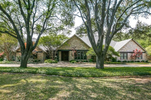 3545 Ranchero Road, Plano, TX 75093 (MLS #14282858) :: The Real Estate Station
