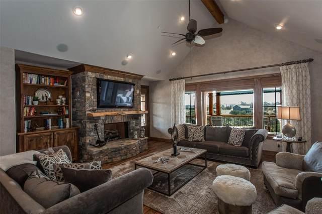 2033 Harbor Way #301, Possum Kingdom Lake, TX 76449 (MLS #14282863) :: Real Estate By Design
