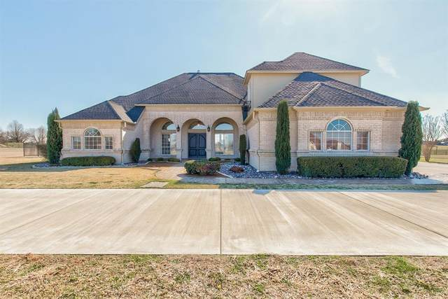 4809 Whispering Stream Court, Fort Worth, TX 76179 (MLS #14282864) :: Trinity Premier Properties