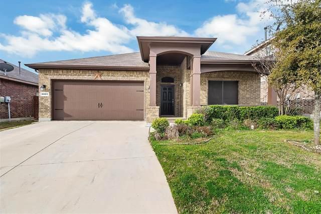 6005 Comanche Peak Drive, Fort Worth, TX 76179 (MLS #14282905) :: RE/MAX Pinnacle Group REALTORS