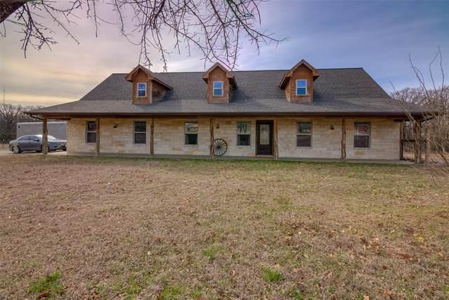 2349 Tanglewood Street, Weatherford, TX 76085 (MLS #14282906) :: The Heyl Group at Keller Williams