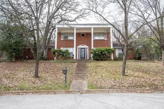 1001 Circle Lane, Bedford, TX 76022 (MLS #14282910) :: The Kimberly Davis Group