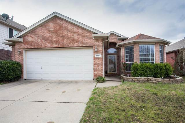 2632 Silver Hill Drive, Fort Worth, TX 76131 (MLS #14282914) :: Team Hodnett