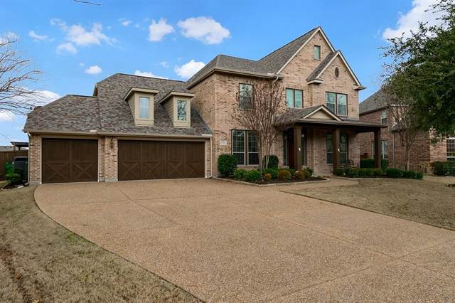 3816 Rottino Drive, Mckinney, TX 75070 (MLS #14282918) :: The Heyl Group at Keller Williams