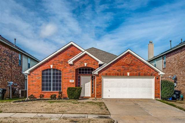 6585 Clydesdale Court, Frisco, TX 75034 (MLS #14282924) :: The Good Home Team