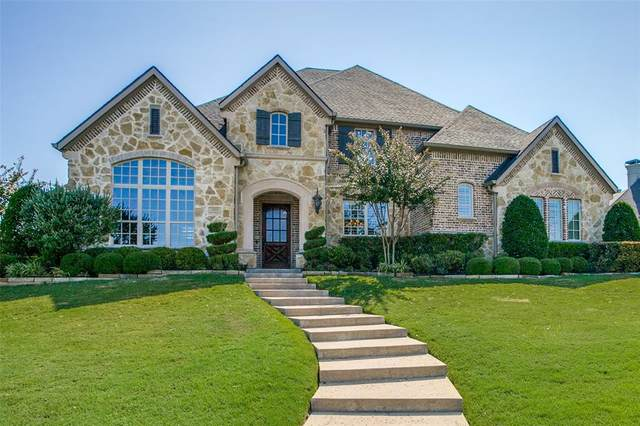 1100 Stone Cottage Lane, Mckinney, TX 75069 (MLS #14282925) :: Lynn Wilson with Keller Williams DFW/Southlake