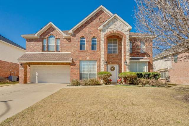8308 Rock Canyon Court, Fort Worth, TX 76123 (MLS #14282929) :: The Kimberly Davis Group
