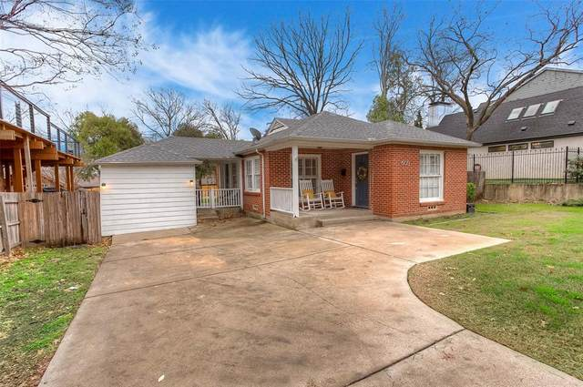 605 Monticello Drive, Fort Worth, TX 76107 (MLS #14282935) :: EXIT Realty Elite